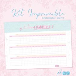 Calendario De Habitos